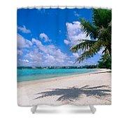 Guam, Tumon Bay Shower Curtain