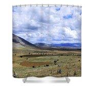 Guezelyurt - Turkey Shower Curtain