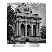 Handley Library - Winchester Virginia Shower Curtain