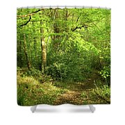 Hazelwood Co Sligo Ireland Shower Curtain