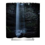 Hemlock Falls Shower Curtain