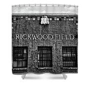 Historic Rickwood Field Shower Curtain