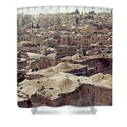 Holy Land: Jerusalem Shower Curtain