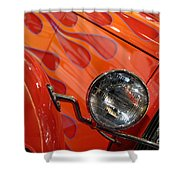 Hot Rod Ford Coupe 1932 Shower Curtain