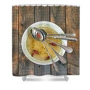 Hot Soup Shower Curtain