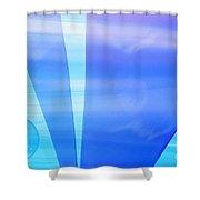 Illuminations 99 Shower Curtain