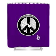 iLove Collection Shower Curtain
