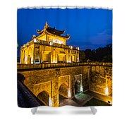 Imperial Citadel Of Hanoi Shower Curtain