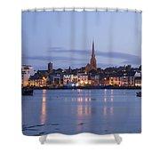 Irish Dusk Shower Curtain