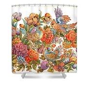 Isfahan Shower Curtain