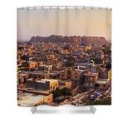 Jaisalmer - India Shower Curtain