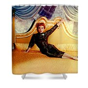 Joan Crawford (1905-1977) Shower Curtain by Granger