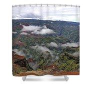 Kauai Hawaii Usa Shower Curtain
