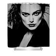 #2 Keira Kightley Series Shower Curtain