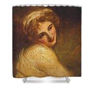 Lady Hamilton Shower Curtain