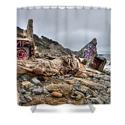 Lands End Shower Curtain
