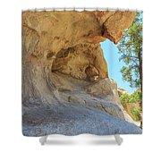 Landscape In Joshua Tree National Park Shower Curtain