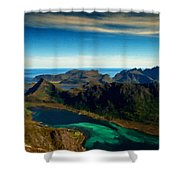 Landscapers Shower Curtain