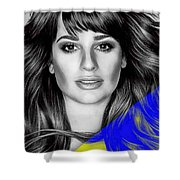 Lea Michele Collection Shower Curtain