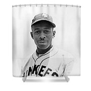 Leroy R. Paige Shower Curtain