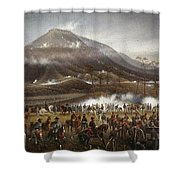 Lookout Mountain, 1863 Shower Curtain by Granger