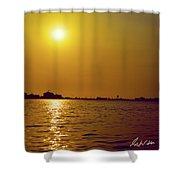 Luanda Shower Curtain