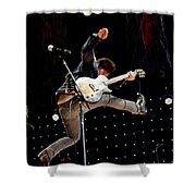 Lucas Nelson Shower Curtain