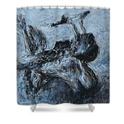 Lux Natura Shower Curtain