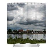 Marietta Ohio Shower Curtain