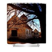Marsh Berea Church Shower Curtain