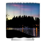 Mingus Park Shower Curtain