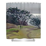 Miramonte Point 1 Shower Curtain