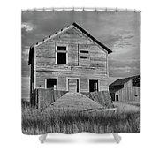 Montana Memories Shower Curtain