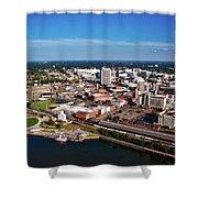 Montgomery Alabama Shower Curtain