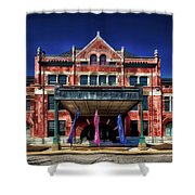 Montgomery Union Station Shower Curtain