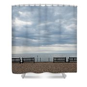 Morning View From Kingsdown Shower Curtain