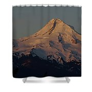 Mt Hood   Shower Curtain