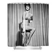 Natalie Wood Shower Curtain