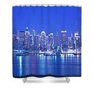 New York City Ny Shower Curtain