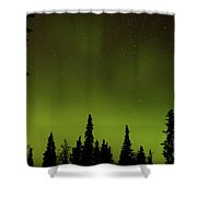 Northern Glow Shower Curtain