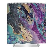 Ocean Floor Shower Curtain