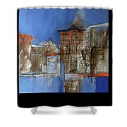 Old Memories Shower Curtain