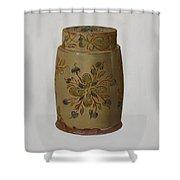 Pa. German Jar Shower Curtain