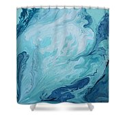 #2 Pacific Ocean Series Shower Curtain