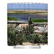 Paines Creek Shower Curtain