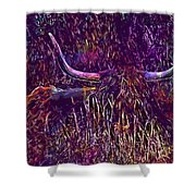 Painting Oil Painting Photo Painting  Shower Curtain
