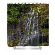 Panther Creek Falls Shower Curtain