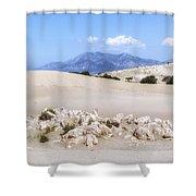 Patara Beach - Turkey Shower Curtain