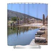 Patara - Turkey Shower Curtain