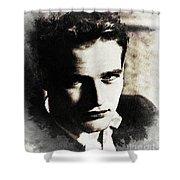 Paul Newman, Actor Shower Curtain